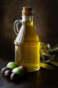 squalaan olie in olijf