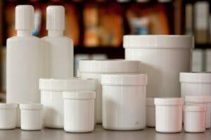 Verzorgingsproducten met synthetische ingredienten