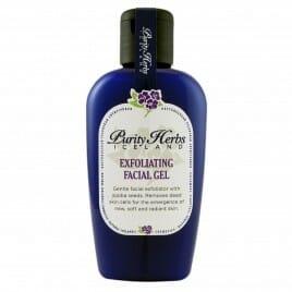 exfoliercen met natuurlijke producten Purity Herbs