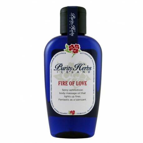 fire of love massageolie