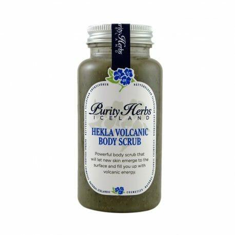 natuurlijke bodyscrub Purity Herbs