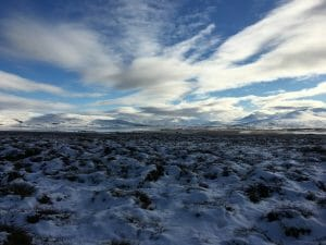 Landschap IJsland