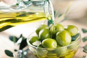 Squalaan in olijfolie