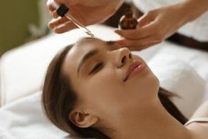serum natuurlijke gezichtsverzorging