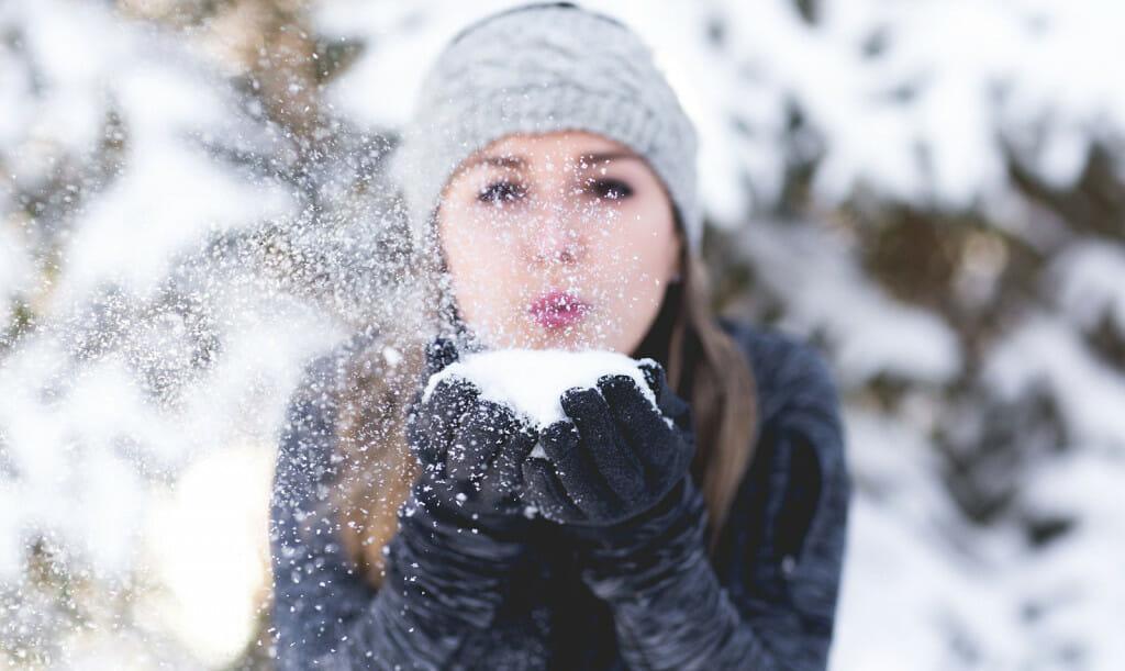 je huid verzorgen in de winter
